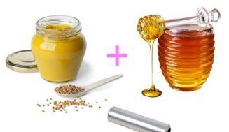 Медово-горчичное обертывание для похудения